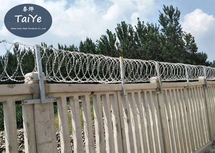High Quality Low Price Hot Sale Real Factory Directly Theftproof Razor Barbed Wire